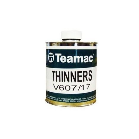 Teamac Thinners (select type & size)