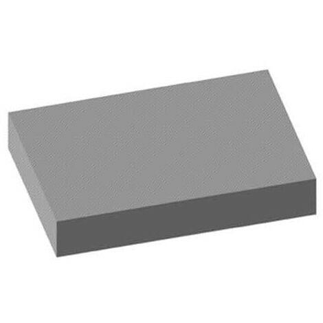 Teardrop gray carpet 100x140cm electrical insulator thickness 3mm