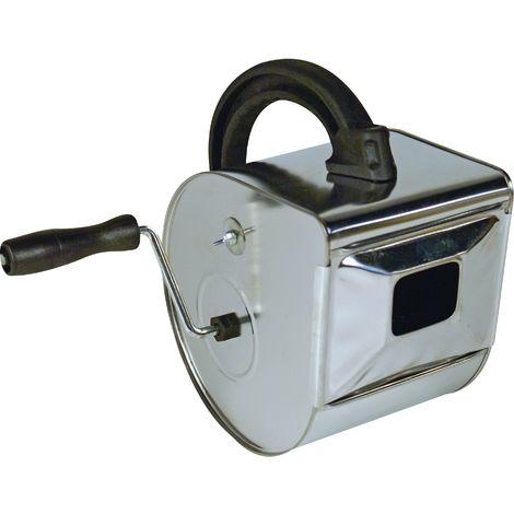 TEC HIT 515720 - Machine à crépir pour mur extérieur ou intérieur - Chromé