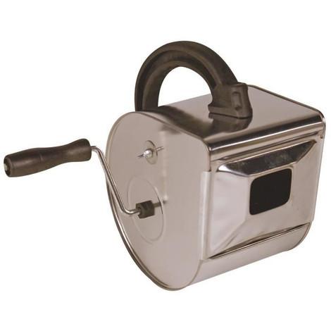 Machine à crépir en Inox Tyrolienne  Projeter Crépi Projection Enduit Crepir 5 L