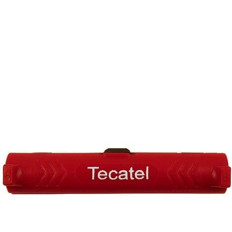 """main image of """"Tecatel cables y conectores - Herramienta pelacables para cable rg-6"""""""
