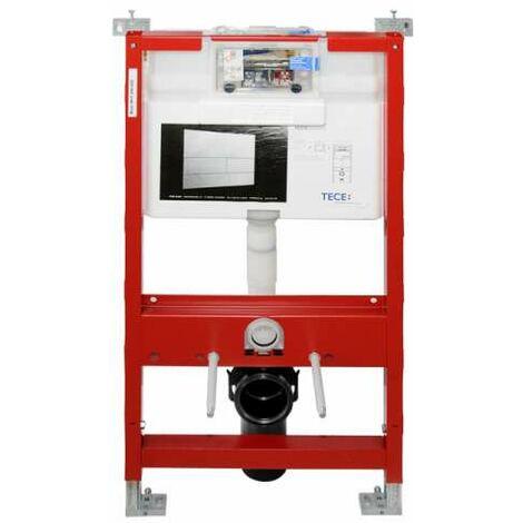 TECE TECEprofil WC-Modul Bauhöhe 980 mm, Betätigung von oben oder vorne 9300022