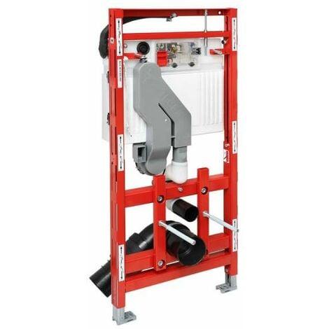 TECElux WC-Modul 400 Bauhöhe 1120 mm höhenverstellbar, mit Geruchsabsaugung 9600400
