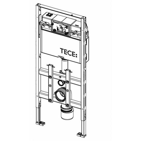 TECElux WC module 400, hauteur 1120 mm - 9600400
