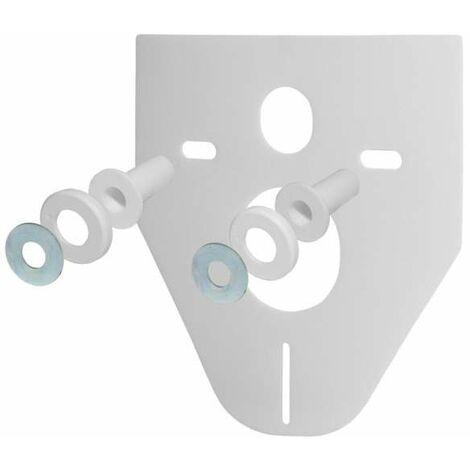 TECEprofil Schallschutzset für WC und Bidet wandhängend 9200010