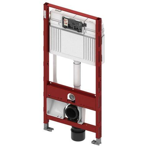 TECEprofil WC-Modul mit Uni-Spülkasten für univ. Anschluss Dusch-WC, BH 1120mm 9300079
