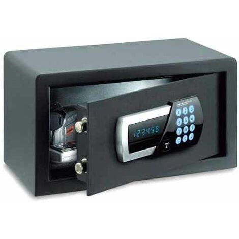 Technomax HOTEL SERIES Coffre-fort a poser avec combinaison électronique digitale motorisée avec écran LED TSW/1HN - fabriqué en Italie