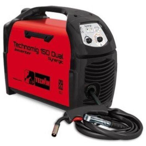TECHNOMIG 230V 150 DUAL SYNERGIC 816050