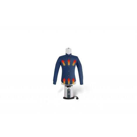 TECHNOSMART Automatische Trocken- und Bügelmaschine für Hemden und Blusen, Extra Bügelpuppe für Schuhe und Hosen erwerbbar, 65°C Heiß-/Kaltluft, 850 W