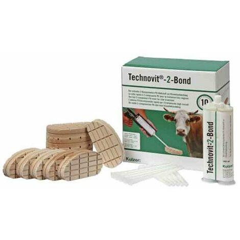 technovit-2-bond avec pistolet de dosage
