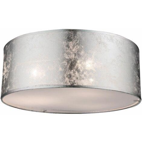 techo de lujo lámpara pantalla de tela lámpara de iluminación del hogar brillante Globo 15188D