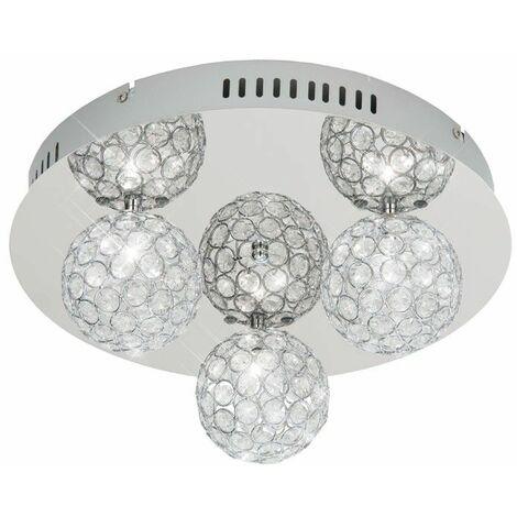 """main image of """"Techo luz de bulbo de la lámpara habitación lámpara de 3 colores LED Esto! Cara 88096-3"""""""