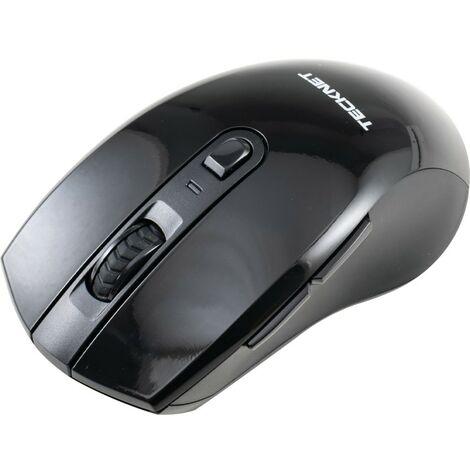 Teck Net Tecknet Alpha 2.4G Wireless Opitcal Mouse