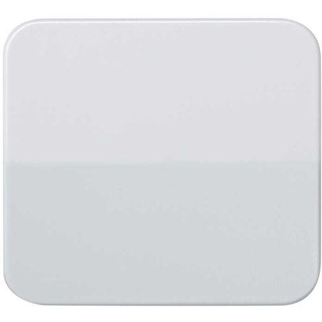 Tecla blanca neutral para mecanismo de mando (Simon 73 73010-30)