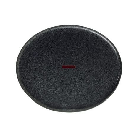 Tecla interruptor con luminoso NIESSEN TACTO 5501.5 AN