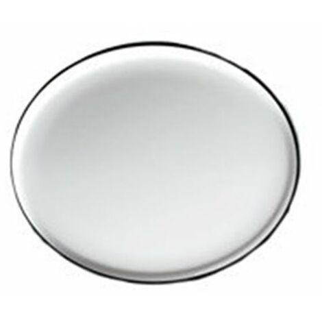 Tecla interruptor-conmutador blanco Niessen Tacto 5501 BL