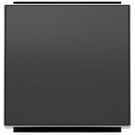 Tecla interruptor conmutador Negro Soft Niessen sky 8501NS