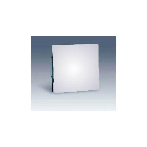 Tecla interruptor conmutador o cruce ALUMINIO Simon 28 28010-33