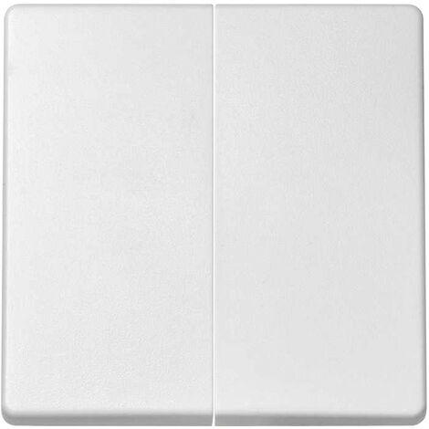 Tecla para Interruptor/Conmutador Doble Simon 82 8202026 Blanco