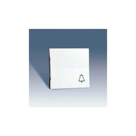 Tecla pulsador campana BLANCO Simon 28 28017-30
