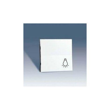 Tecla pulsador luz BLANCO Simon 28 28018-30