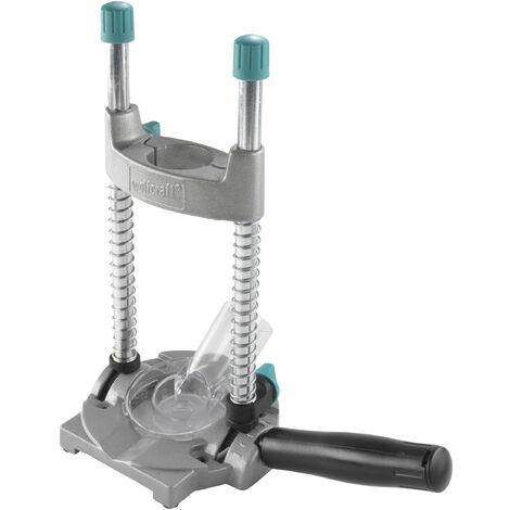 Tecmobil - Soporte para taladro con conexión para aspiradora, cuello del taladro de Ø 43 mm