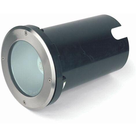 TECNO-1 Lámpara empotrable suelo - Níquel mate