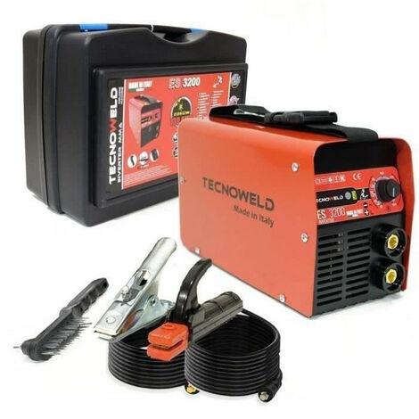 TECNOWELD Poste a souder Inverter 130 A avec mallette et accessoires