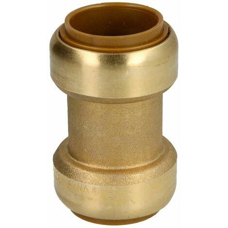 """main image of """"Jonction tectite pour cuivre D.18mm."""""""