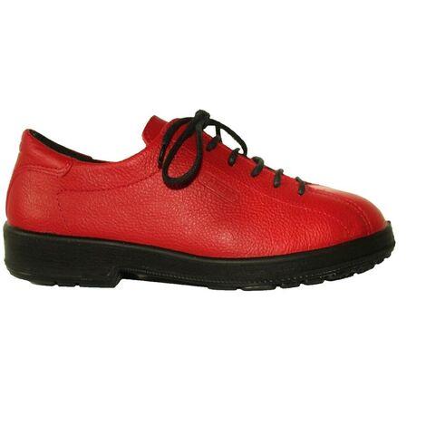 S2 Rouge Chaussures Ted Sécurité Couleur De xrCoedB