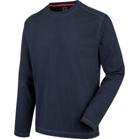 Tee-shirt de travail à manches longues Pro Würth MODYF marine