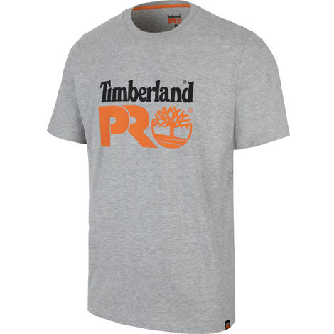 Tee-shirt de travail Core Timberland Pro gris