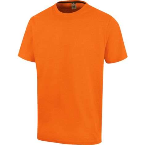 Tee-shirt de travail Job+ Würth MODYF orange
