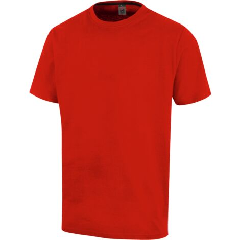 Tee-shirt de travail Job+ Würth MODYF rouge