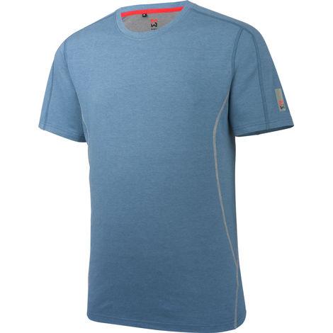 Tee-shirt de travail Würth MODYF Nature bleu