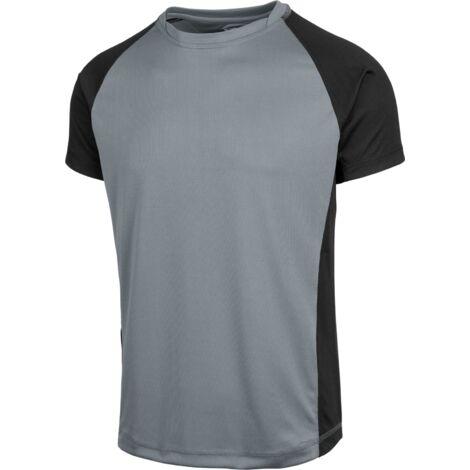 Tee-shirt Dry Tech Würth MODYF Gris/Noir