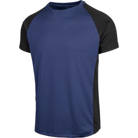 Tee-shirt Dry Tech Würth MODYF Marine/Noir