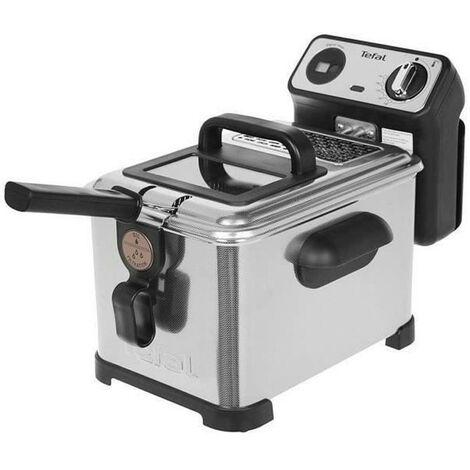 Tefal fr511170–Filtre les Puissance 2400W, inox, gris