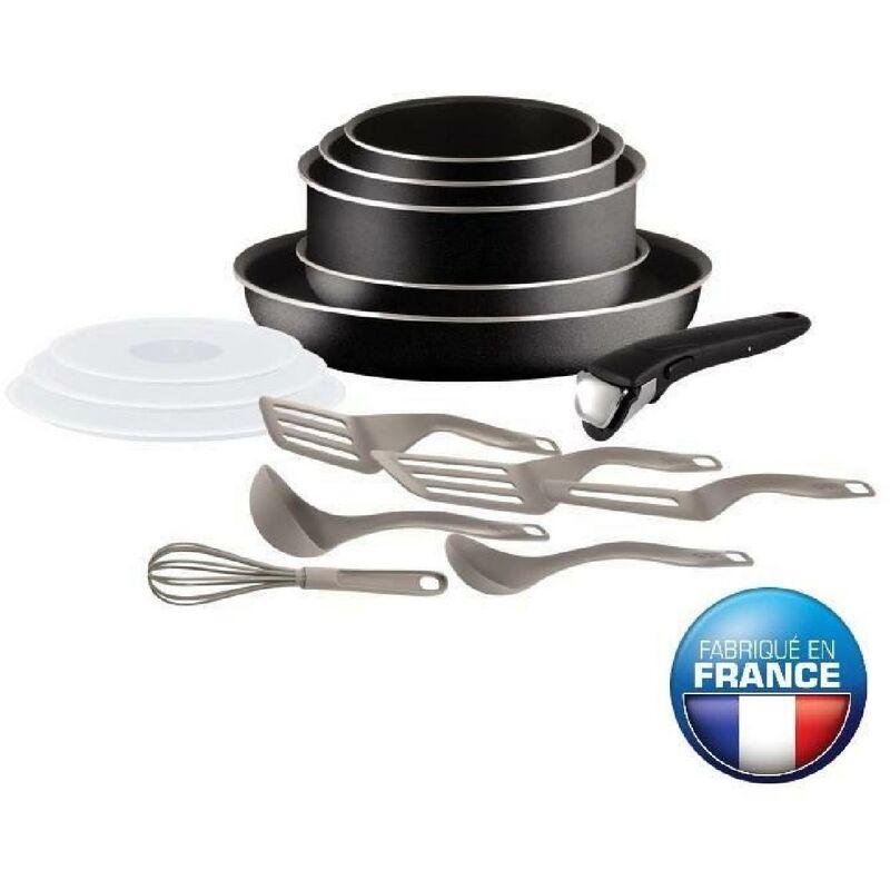 Tefal Ingenio Essential Batterie De Cuisine 15 Pieces L2009202 16