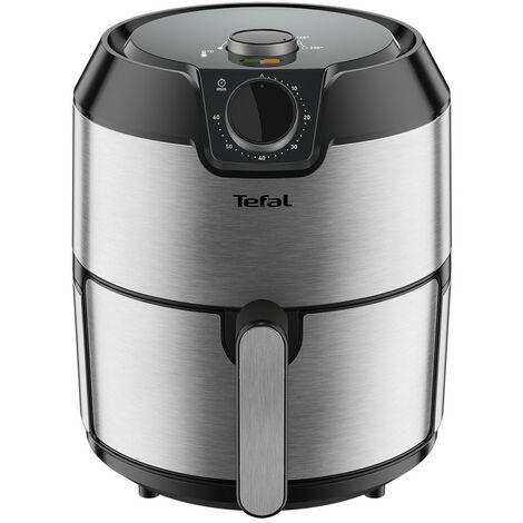 Tefal TEFAL Easy Fry EY201D - Friteuse d'air chaud - 4,2 L - 1,2 kg - 80 °C - 200 °C - 60 min (EY201D)