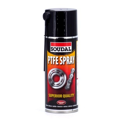 Téflon in Spray PTFE 400 ML Soudal