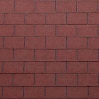 Tegola Canadese rossa verde tegole canadesi tetti e coperture confezio da 3 mq