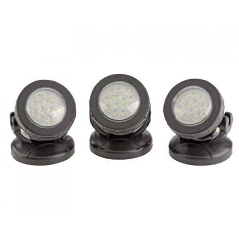 Teich Beleuchtung LED Spot Set Pontec PondoStar LED Set 3