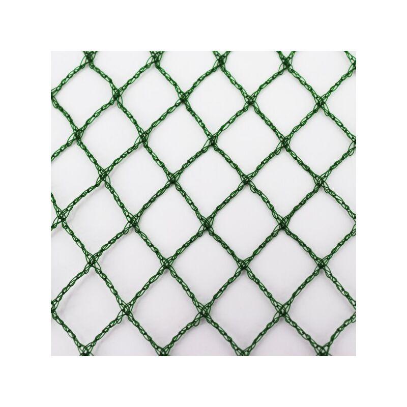Teichnetz 13m x 6m Laubnetz Netz Vogelschutznetz robust