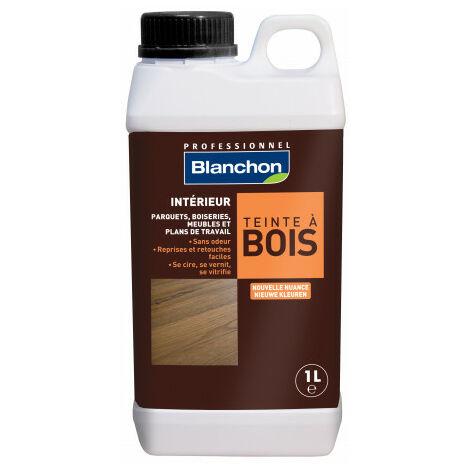 Teinte à bois Blanchon 1L - Plusieurs modèles disponibles