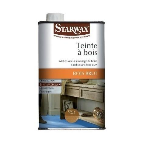 Teinte à bois Starwax