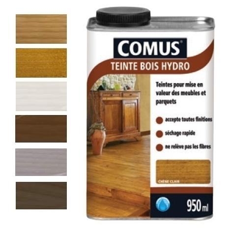Teinte bois hydro - COMUS