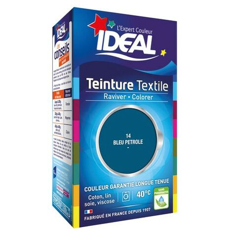 TEINT.IDEAL G.T.LIQ.40ML BLEU PETROLE (Vendu par 1)