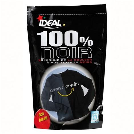 Teinture tissus 100 % Ideal