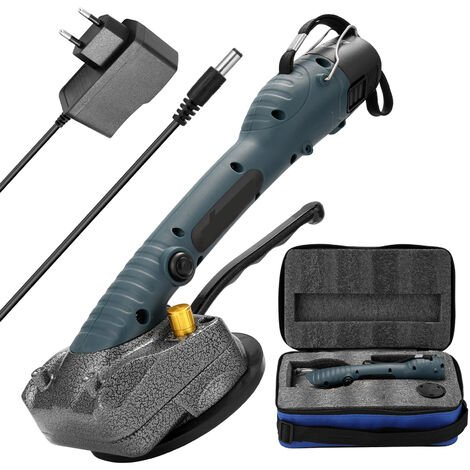 Teja Teja de 10-150Hz Maquina De pared De suelo Azulejos Acostado herramienta vibratoria con 100 * 100 mm Ventosa